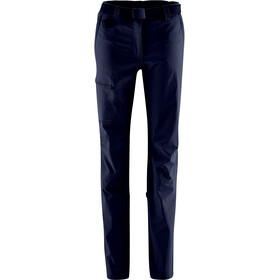 Maier Sports Lulaka Pantaloni arrotolabili Donna, night sky